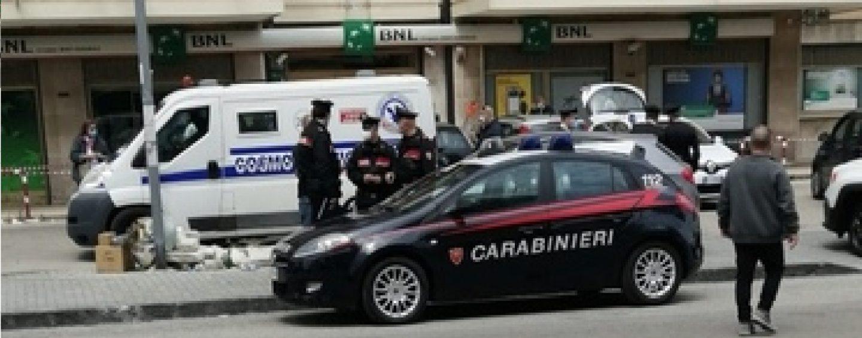 Colpo al portavalori, dimessa guardia giurata di Montoro e poliziotto di Caserta