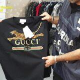 VIDEO/ Traffico di abbigliamento contraffatto  prodotto in Turchia e Cina: maxi operazione in Campania
