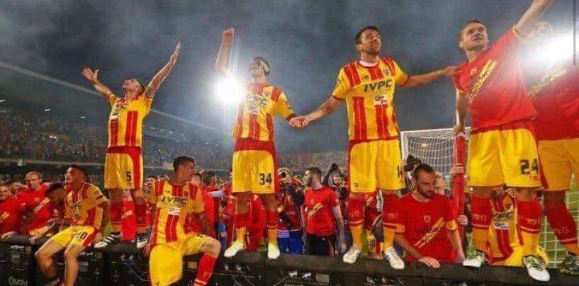 Il Benevento è in serie A