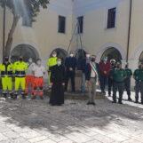 FOTO / Sindaco, associazioni, parroco: festa della Repubblica ad Altavilla Irpina
