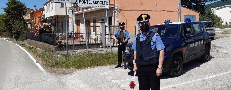 Controlli in Valle Telesina: il resoconto dell'attività dei carabinieri