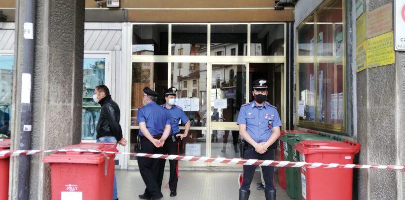 Allarme bomba ad Avellino, verifiche anche alla sede della Uil