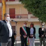 FOTO / Grottaminarda, l'amministrazione comunale e la città omaggiano la Repubblica