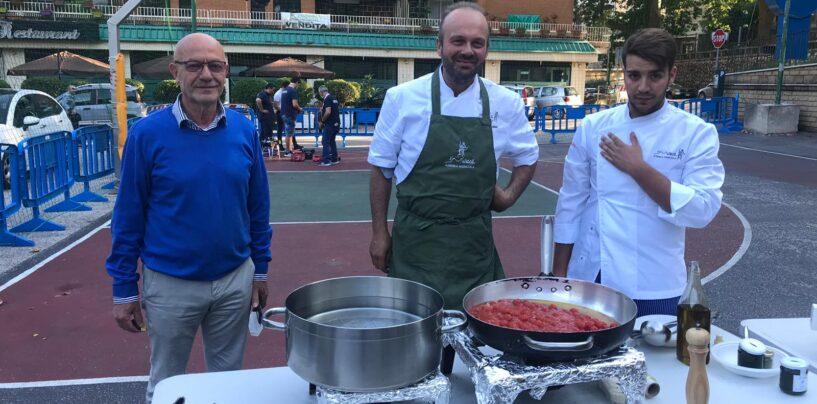 """FOTO / I prodotti del Partenio conquistano le guide nazionali. """"Promossi"""" l'aglio orsino e lo chef Fusco"""