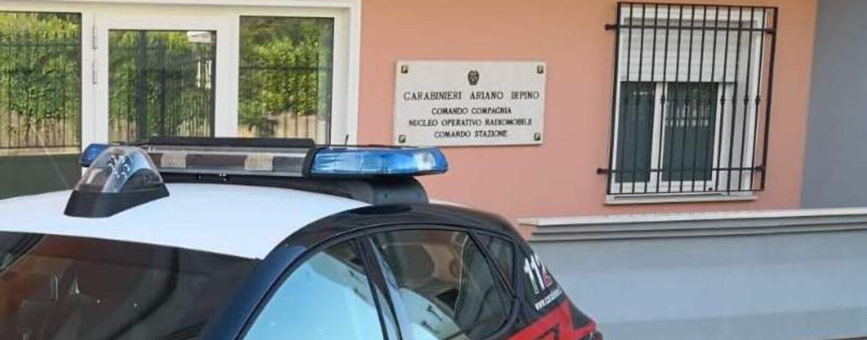 Ariano Irpino. Furto d'acqua, 5 persone denunciate dai carabinieri