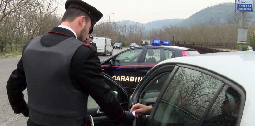 Sei arresti in provincia di Avellino e Napoli per tentata estorsione pluriaggravata anche dal metodo mafioso