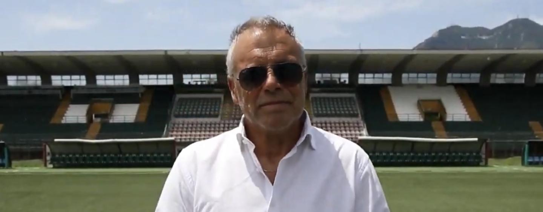 Avellino, ora è ufficiale: Braglia è il nuovo allenatore dei lupi