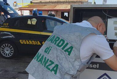 Carburante adulterato e di contrabbando: sequestrata una pompa di benzina a Pontecagnano