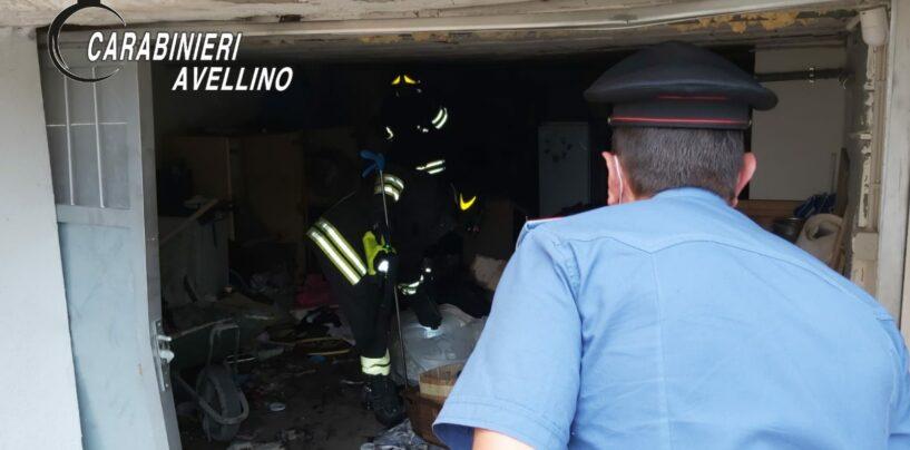 IN AGGIORNAMENTO / Esploso un deposito di fuochi d'artificio a Castelbaronia: indagini in corso