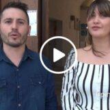 VIDEO/Angie e Santiago, dall'Uruguay a Torella dei Lombardi per unirsi in matrimonio