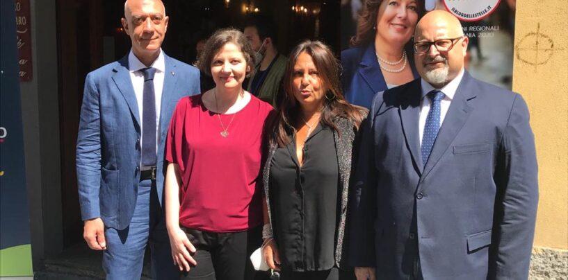 Regionali: presentata la squadra del M5S. A Napoli anche i candidati irpini