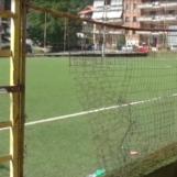 """Video/La struttura sportiva di Valle bersaglio di raid e incuria, Giacobbe:""""Recinteremo l'area"""""""
