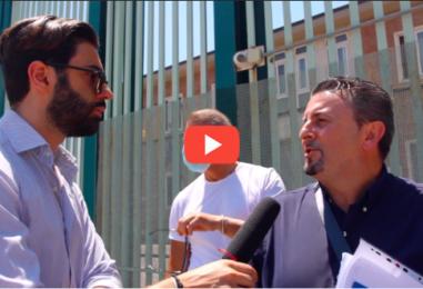 """VIDEO/ """"Al Carcere di Bellizzi Irpino il 22% dei detenuti in più, Ariano struttura per troppo tempo abbandonata"""". L'allarme dell'Osapp"""