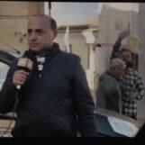 """Il giornalista Gianni Vigoroso attore nel film """"Ammen"""""""