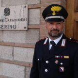 Serino: E' il Maresciallo Capo, Massimo Grimaldi, il nuoco Comandante della Stazione dei Carabinieri