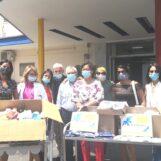 Solidarietà anti Covid, l'associazione Raggi di Sole scende in campo per l'ospedale Santobono