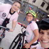 Avellinesi e stranieri, passeggiando in bicicletta tra le bellezze della città