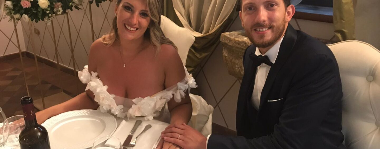 Il matrimonio di Antonio ed Esther