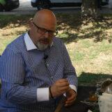 """VIDEO / """"Ho un sogno per l'Irpinia: l'Università ad Avellino"""". Regionali, ecco Ciampi"""