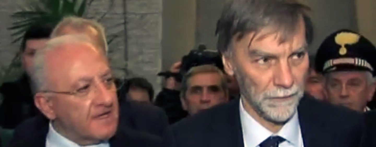 "Delrio attacca Ciriaco De Mita: ""È lui l'establishment"""