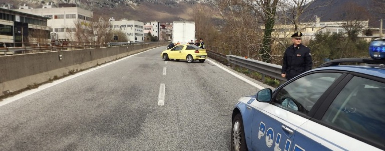 Incidente sul Raccordo Salerno Avellino, il conducente aveva bevuto e fatto uso di droghe prima del sinistro