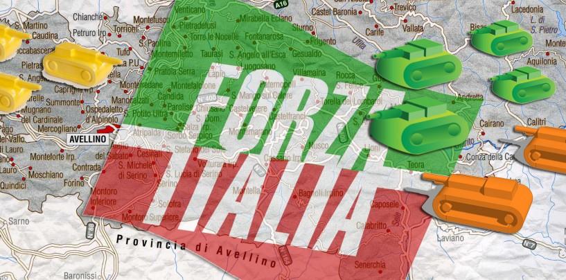 Regionali, Risiko Forza Italia: Aufiero verso la candidatura