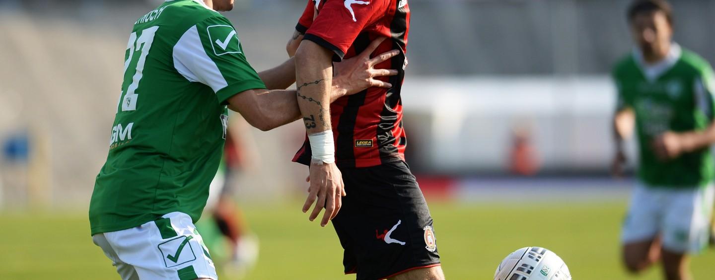 """Calcio – Il Lanciano resta un tabù: l'Avellino scivola al """"Biondi"""""""