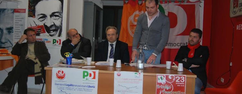 Serino, campagna di tesseramento PD in nome di Angelo Vassallo