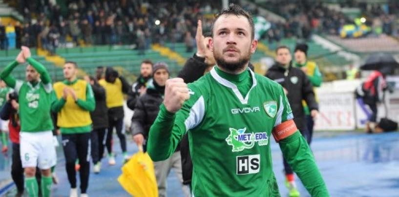 Calcio – Avellino, D'Angelo in gruppo. Sospiro di sollievo per Ely