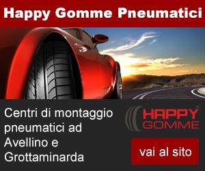 Happy gomme tufano