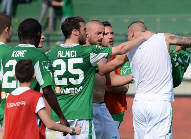 Fotogallery Avellino-Pescara 3-2 (03/05/2015)