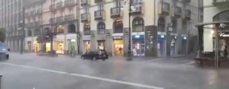 Ecco Amnesia: pioggia e maltempo anche ad Avellino