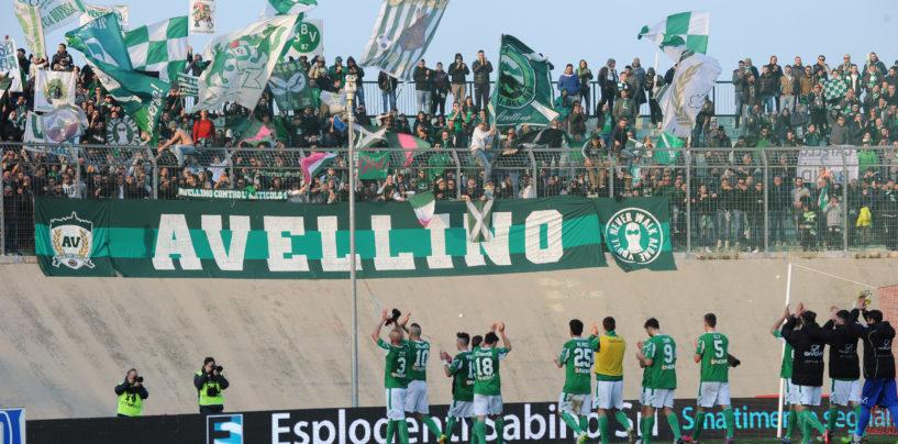 Avellino Calcio – Prevendita Lanciano: il dato parziale del settore ospiti