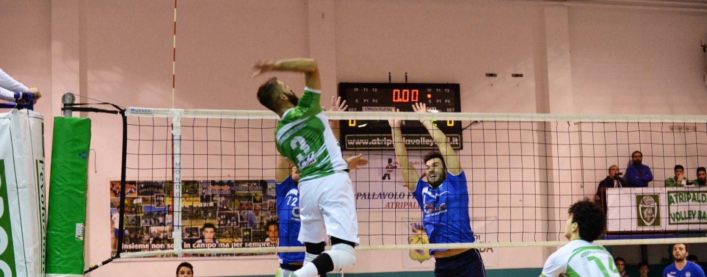 Serie C, l'Atripalda Volleyball perde la vetta: il Rione Terra passa 3 a 1