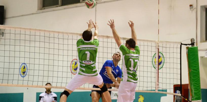 Palestra Adamo off limits per i tifosi: la Atripalda Volley va a Cesinali