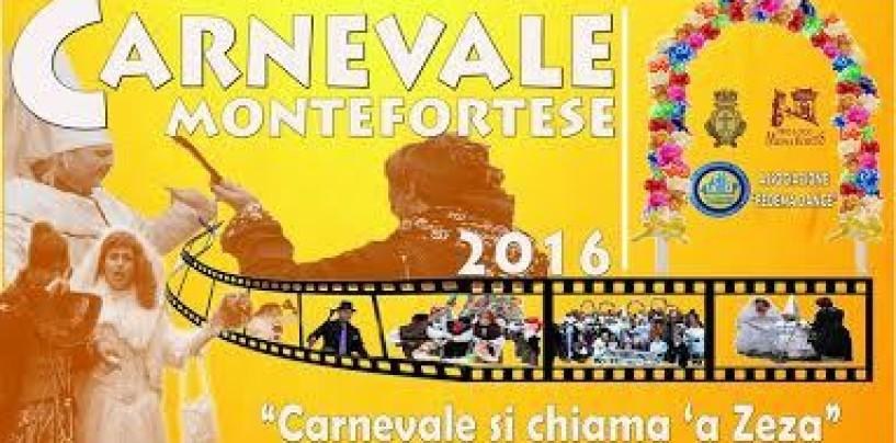 Monteforte, tutto pronto per il Carnevale Montefortese 2016