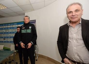 Fotogallery Basket, la presentazione di Fabrizio Frates ad Avellino