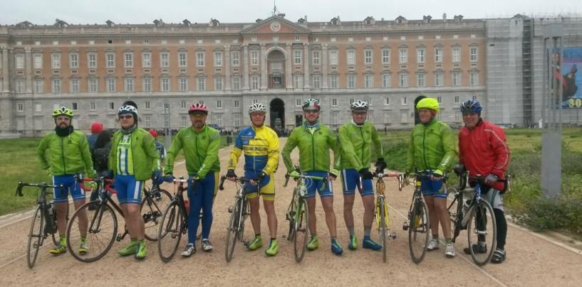 Gli Amatori della Bici di Atripalda tra Sannio e Caserta