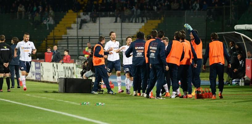 """Sansone, spina play-off nel passato dell'Avellino: """"Voglio far male ancora ai lupi"""""""