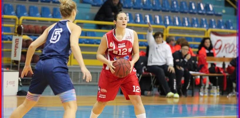 Basket, le Farine Magiche Ariano in corsa per i play off