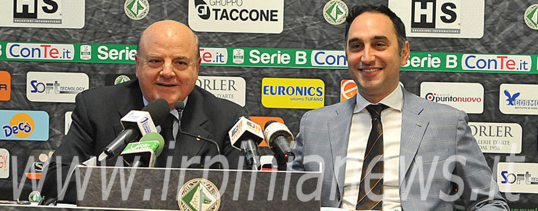 Avellino Calcio – Taccone e Gubitosa ai titoli di coda: si passa alle firme