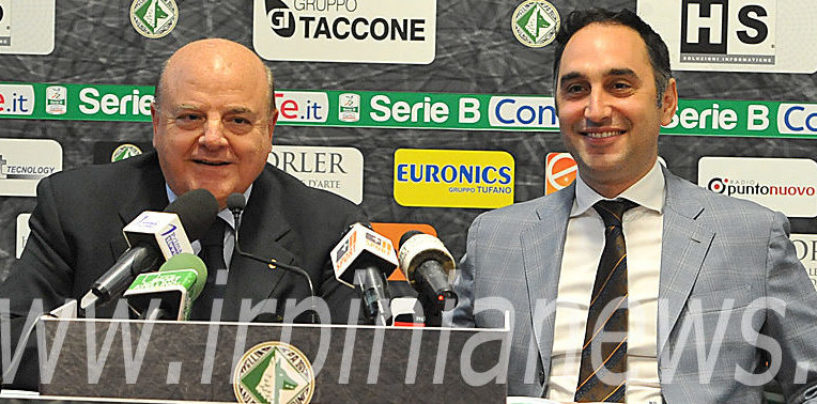 Avellino Calcio – Abbonamenti, si cerca l'impennata: prorogata la seconda fase