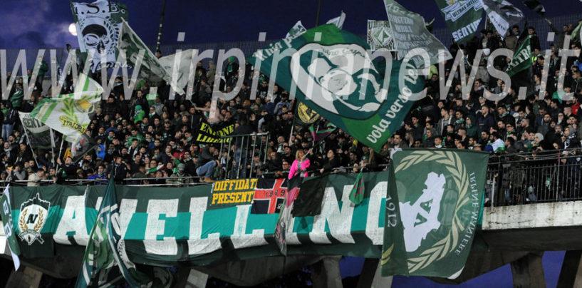 Rissa tra tifosi dell'Avellino, Daspo ridotti per quattro degli otto ultras coinvolti