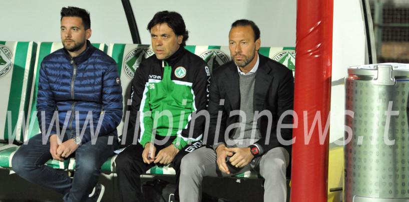 Avellino Calcio – Nessun terremoto in panchina: Marcolin resta