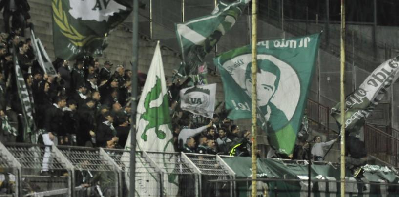 """Avellino Calcio – """"Scida"""" blindato con misure eccezionali. 200 tifosi irpini a Crotone"""