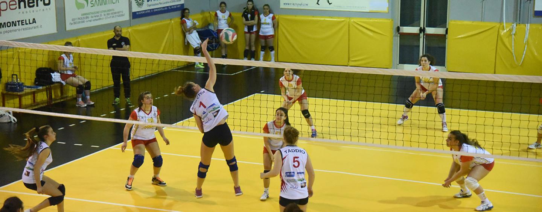 Volley, l'Acca Montella trionfa sulle salentine del Cutrofiano