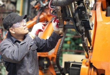 Edilizia e industria: cassa integrazione in calo in Irpinia