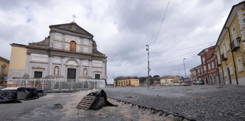 Avellino verso il 2016.Quattro piazze, un unico centro storico.