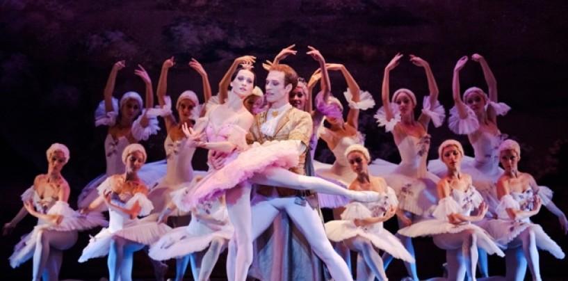 Grande evento al Teatro Gesualdo, arriva il balletto di Mosca con la Bella Addormentata di Tchaikovsky