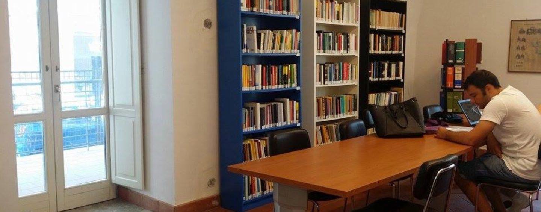 Biblioteca comunale di Avellino, ecco i nuovi orari